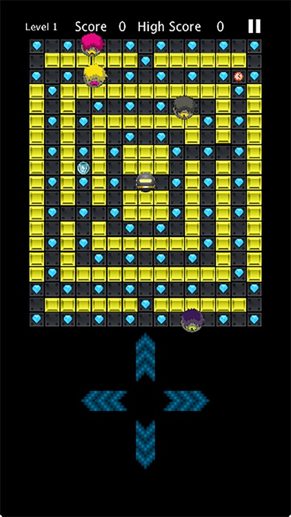 Maze Dasher