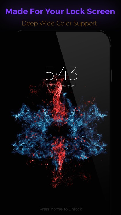 Ink - Live Wallpapers For iPhone 6s & 6s Plus screenshot-3