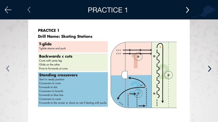 Hockey Drills Lite screenshot-4