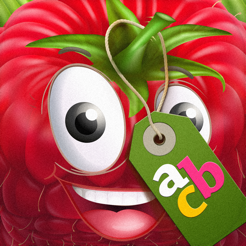 ‎Moona Puzzles Fruits learning games for toddlers
