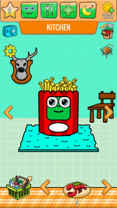 ! My Gu - 가상 애완 동물: 재미있는 게임 for Windows