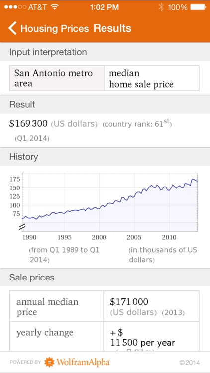 Wolfram Mortgage Calculator Reference App screenshot-4