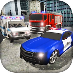 Emergency Parking Simulator Game