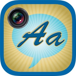 Write on photos - add text on your pictures
