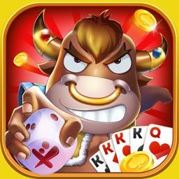 疯狂牛牛-欢乐斗牛牛休闲棋牌扑克游戏