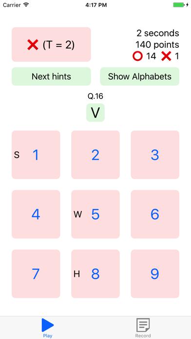 Pythagorean numerology learning screenshot four