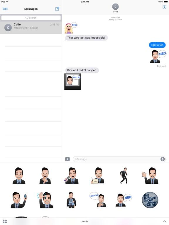 Jimojis by Jimmy Fallon screenshot 6