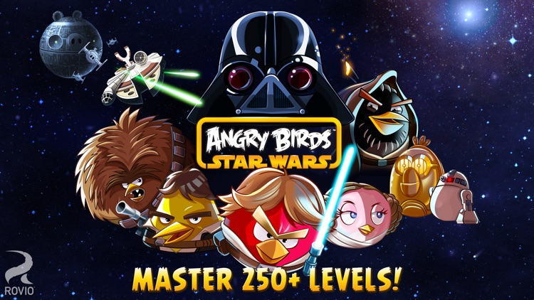 Angry Birds Star Wars screenshot-0