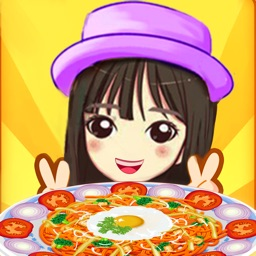 Cooking Happy2 - Food Salon Girl Games