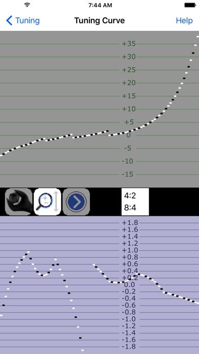 Tunelab Piano Tuner review screenshots