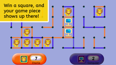 Square-Off - An Educational Game from School Zoneのおすすめ画像3