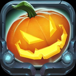 Halloween puzzle pop:happy game for free