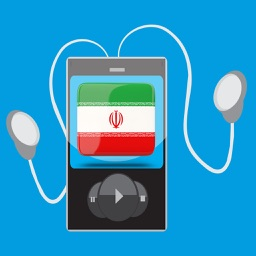 Iran Radios - Top Stations Music Player Iranian FM