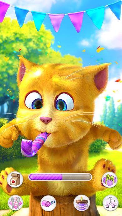 おしゃべり猫のトーキング・ジンジャー2のスクリーンショット2