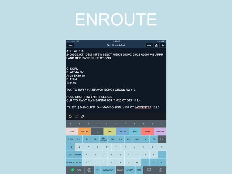 FFKeyboard - An Aviation Keyboard for ForeFlight screenshot-4