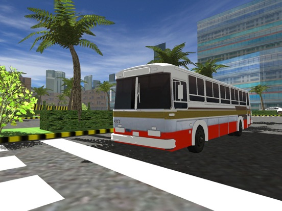 Bus Driving School 2017 PRO - Full SIM version screenshot 8