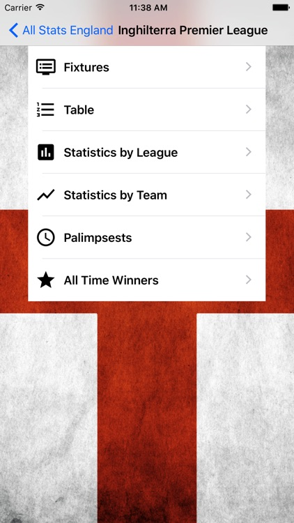 All Stats England screenshot-1