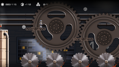 Screenshot from Atom Run