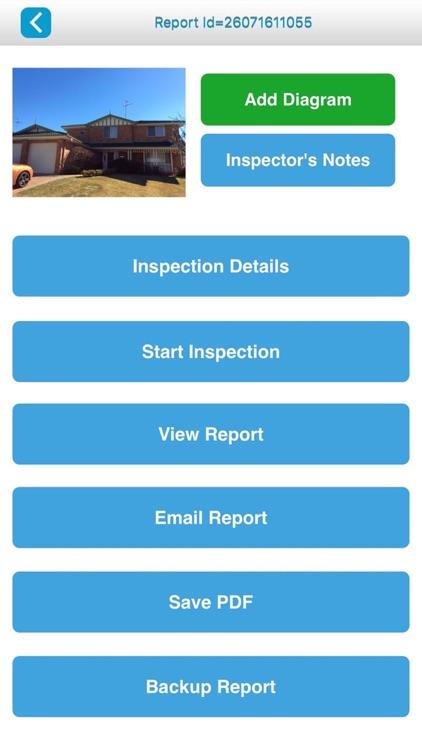 My Inspection App