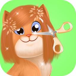 kitty Cat Hair Salon -Cut Curl & Colour Hair Style