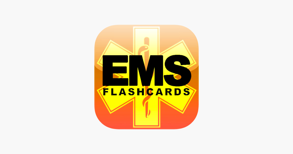 EMS Flashcards - Medical Signs and Symptoms on the App Store