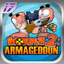 Ícone do app Worms 2: Armageddon