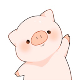 Pig Lovely Stickers