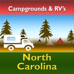 North Carolina – Camping & RV spots