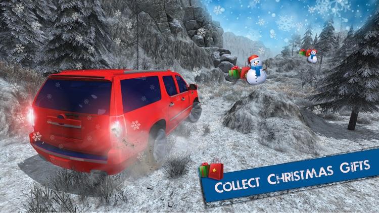 Offroad Escalade Snow Driving – 4x4 Crazy Drive 3D
