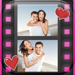 My Valentine Love Story – Photo to Video SlideShow