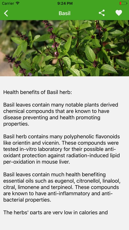 Herb For Health