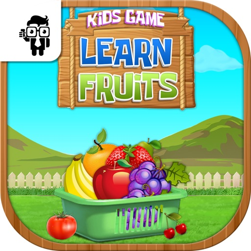 Kids Game Learn Fruits