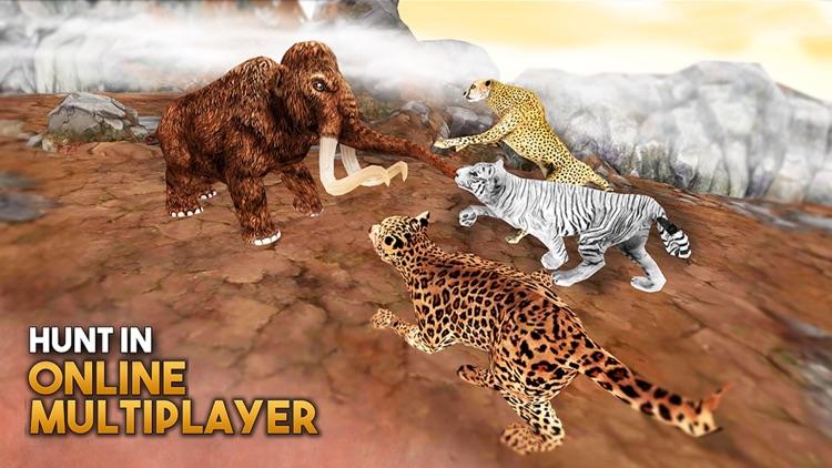 Animal Online: Cat Hunt-ing Sim-ulator screenshot-0