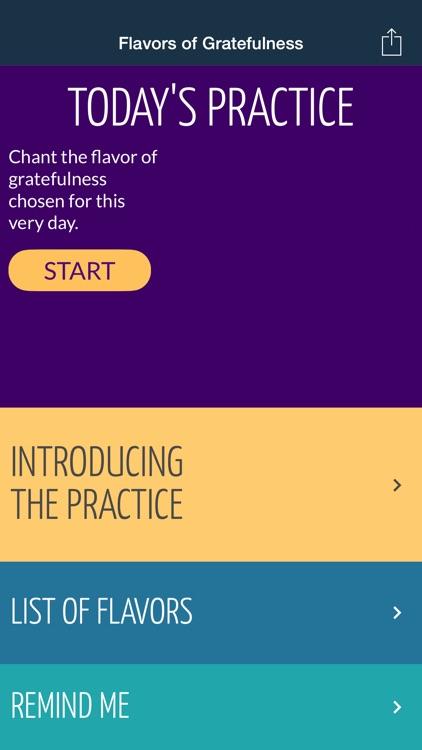 Shefa's Flavors of Gratefulness