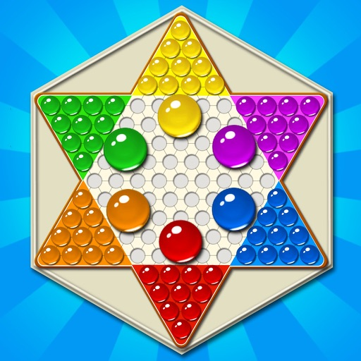 Chinese Checkers HD - Online Game Hall icon