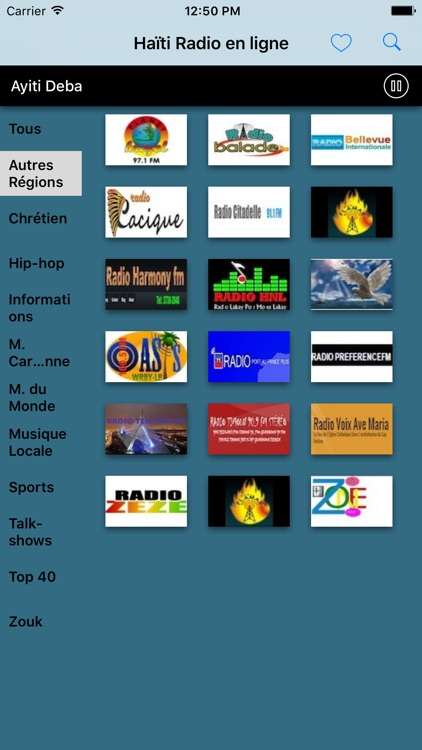 Haiti Television, Haitian Live TV Stations Streaming