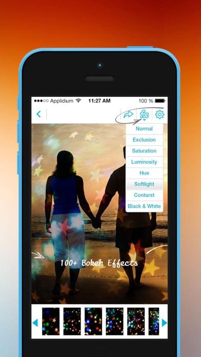 Insta Bokeh Blur Efffects FX screenshot four