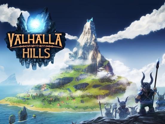 Valhalla Hills на iPad