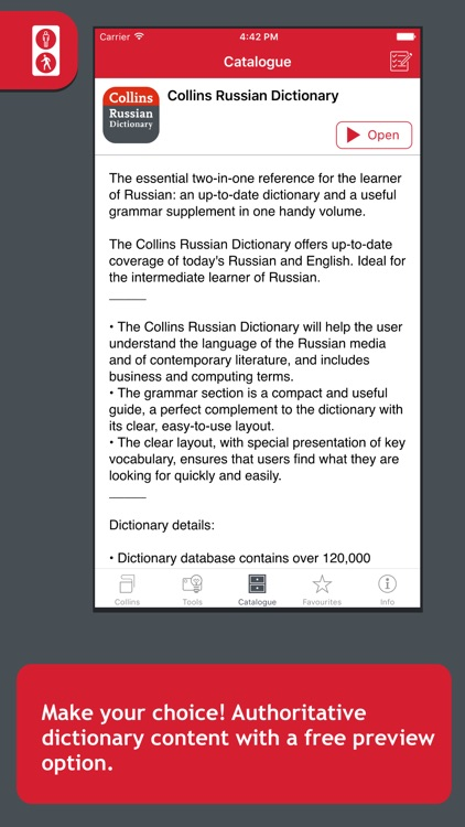 Collins Russian Dictionary