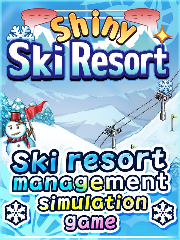 Shiny Ski Resort Screenshots