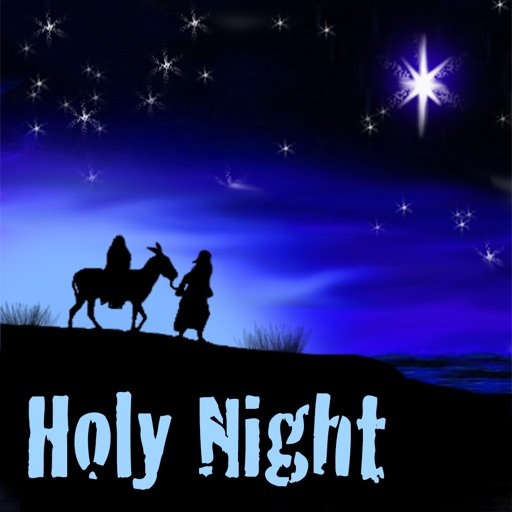 Advent Holy Night - Christmas Stereo & SnowGlobe