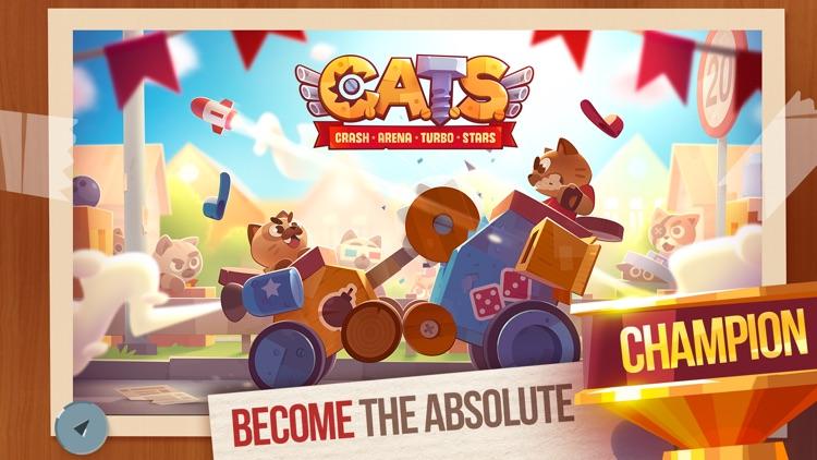 CATS: Crash Arena Turbo Stars app image