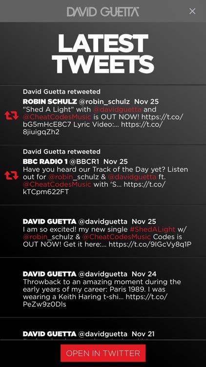 David Guetta Official App screenshot-4
