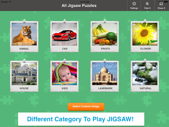 All Jigsaw Puzzles screenshot 1