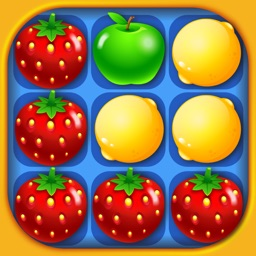 Sweet Fruits Mania: Candy Splash Legend