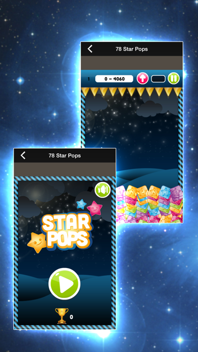 Sparkling Stars Link screenshot two