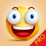 Talking Emoji & Speaking Emoticons Icons Pro