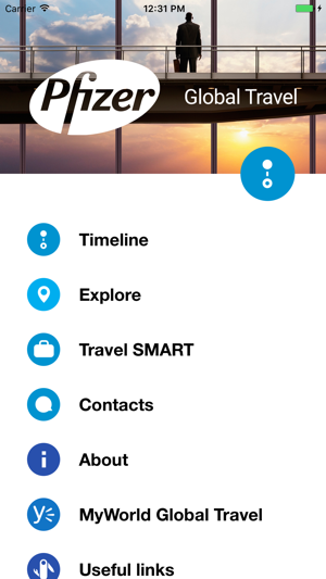Travel SMART - Pfizer Travel on the App Store