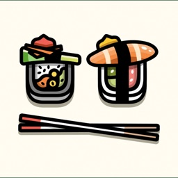 Japanese Food Doodle Stickers