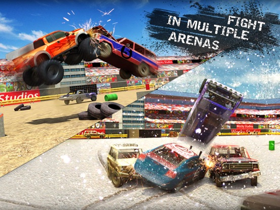 Find similar games to Demolition Derby: Crash Racing by genre